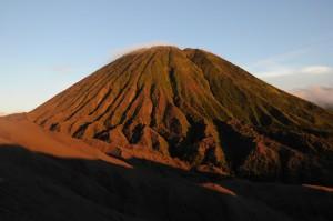 Les Volcans de Java: Echec et réussite