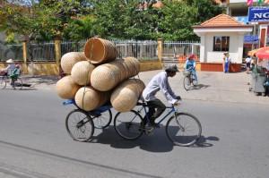 En vélo jusqu'à Phnom Penh